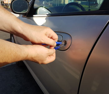 открывание машины